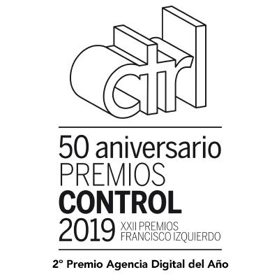 50Aniversario-2ªPremioAgenciaDigital-DG-2019