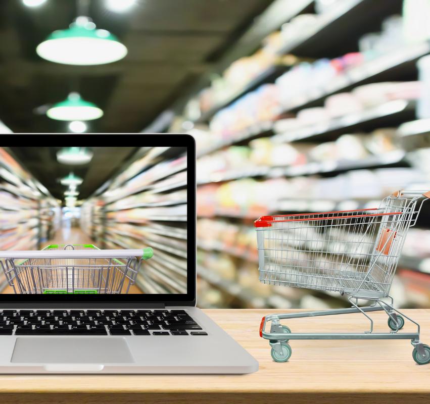 ranking digital de los supermercados en España 2019