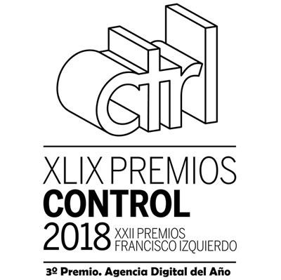 LOGO CONTROL PREMIOS 2018 -tercer premio